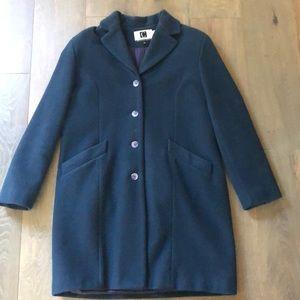 SOLD: Kirsten Blake Dark Teal Coat SZ Large